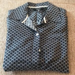 Foxcroft blouse from Nordstrom
